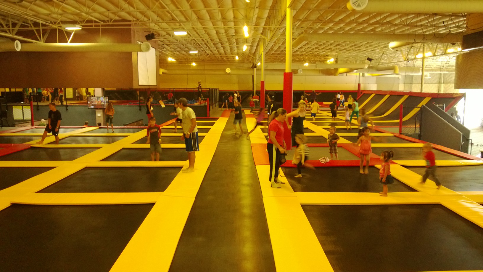 Aerosports trampoline park coupons