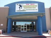 Aerosports Murrieta  Main Entrance  West Elevation