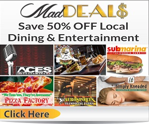 Mad Deals Daily Deals & Coupons