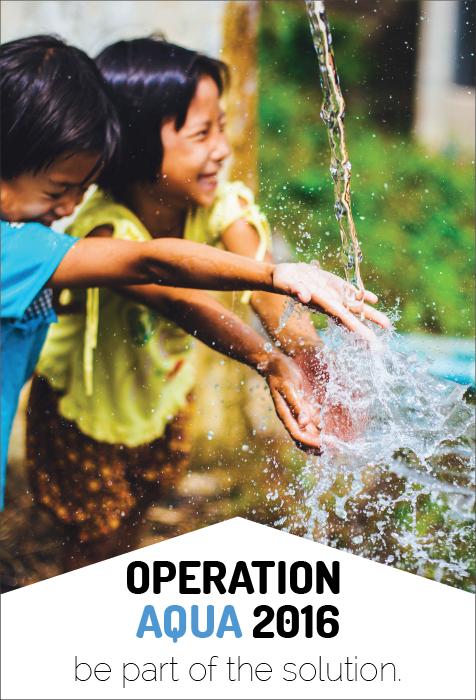 Operation Aqua 2016